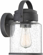 Designers Fountain D221M-6OW-WP Easton Modern Weathered Pewter Exterior 7  Wall Lamp