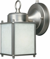 Designers Fountain ES1161-PW Basic Porch Pewter Fluorescent Outdoor Lamp Sconce