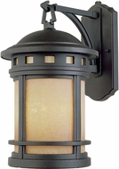 Designers Fountain ES2381-AM-ORB Sedona Oil Rubbed Bronze Fluorescent Exterior Wall Lighting Sconce