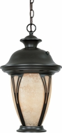 Designers Fountain ES30534-AM-BZ Westchester Bronze Fluorescent Outdoor Pendant Lamp