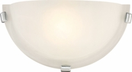 Designers Fountain LED15012 Marta Brushed Nickel/Oil Rubbed Bronze LED Wall Light Fixture