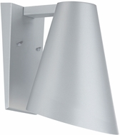 Designers Fountain LED23221-SV Walker Contemporary Silver LED Outdoor Lamp Sconce
