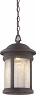 Designers Fountain LED31134-ORB Prado Oil Rubbed Bronze LED Exterior Hanging Light