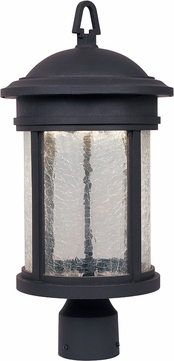 Designers Fountain LED31136-ORB Prado Oil Rubbed Bronze LED Outdoor Lamp Post Light