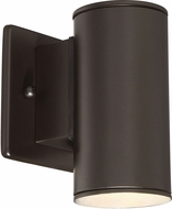 Designers Fountain LED33001-ORB Barrow Modern Oil Rubbed Bronze LED Outdoor Lighting Wall Sconce
