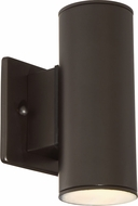 Designers Fountain LED33001C-ORB Barrow Modern Oil Rubbed Bronze LED Outdoor Wall Sconce Lighting
