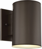 Designers Fountain LED33011-ORB Barrow Contemporary Oil Rubbed Bronze LED Exterior Lighting Wall Sconce
