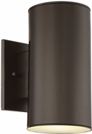 Designers Fountain LED33011C-ORB Barrow Modern Oil Rubbed Bronze LED Exterior Wall Sconce Lighting