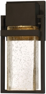 Designers Fountain LED34511-RT Fairbanks Contemporary Rustique LED Outdoor Wall Light Sconce