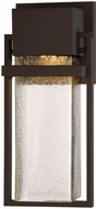 Designers Fountain LED34521-RT Fairbanks Modern Rustique LED Exterior Wall Sconce Light