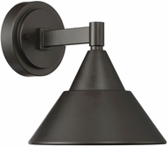 Designers Fountain LED34721-ORB Freemont Contemporary Oil Rubbed Bronze LED Exterior Lighting Sconce
