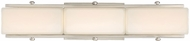 Designers Fountain LED69303-SP Rowan Modern Satin Platinum LED 22.5  Bath Lighting Sconce