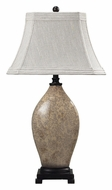 Dimond 113-1126 Picardie 32 Inch Tall Transitional Style Ceramic Lamp