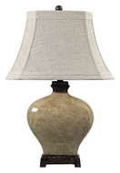 Dimond 113-1132 Normandie Sky Valley 28 Inch Tall Ceramic Table Lamp