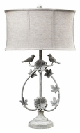 ELK Home 113-1134 Saint Louis Heights Antique White Finish 30 Inch Tall Lighting Table Lamp