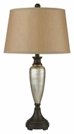 Dimond 113-1142 Caledon Antique Mercury Glass With Bronze Finish 16 Wide Lighting Table Lamp (set of 2)
