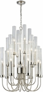 Dimond 1141-067 Shasta Contemporary Polished Nickel Mini Ceiling Chandelier