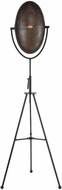 Dimond 1141-072 Brainchild Modern Oil Rubbed Bronze And Gold Paint Inside Of The Metal Shade Floor Lamp