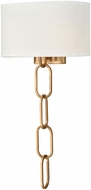 ELK Home 1141-093 Tiger By The Tail Modern Aged Brass Lighting Sconce