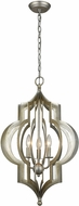 Dimond 1202-002 Firenze Contemporary Pewter Foyer Lighting