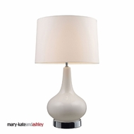 Dimond 3935-1 Continuum Contemporary 27 Inch Tall Table Lighting