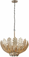 Dimond 8468-084 Taj Modern Antique Gold Lighting Pendant