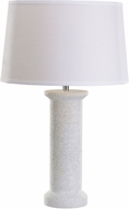 Dimond 8989-004-LED White Marble LED Lighting Table Lamp