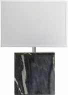 Dimond 8989-007 Contemporary Grey Marble Table Light