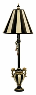 ELK Home 91-234 Carnival Stripe Traditional 32 Inch Tall Table Lighting