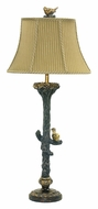 Dimond 93-028 Bird On Branch Transitional Style 14 Inch Tall Bed Lamp