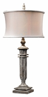 Dimond 93-10020 O'Neil Antique Style 35 Inch Tall Table Lighting - Restoration Grey