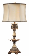 Dimond 93-10023 Newman Grove Sussex Stone Antique Table Lamp - 29 Inches Tall