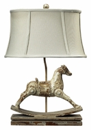 Dimond 93-9161 Carnavale 24 Inch Tall Clancey Court Carousel Horse Table Lamp