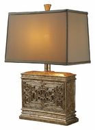 Dimond D1443 Laurel Run Ornate Courtney Gold Finish 24 Inch Tall Table Lamp