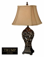 Dimond D1757 Allegra Buthan Bronze 29 Inch Tall Antique Table Lamp Lighting