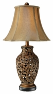 Dimond D1846 Baton Nuthatch Bronze Table Top Lamp - 28 Inches Tall