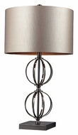 Dimond D2224 Danforth Contemporary Coffee Plated Table Top Lighting