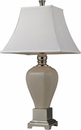 Dimond D2315 Palmdale Polished Nickel Lighting Table Lamp