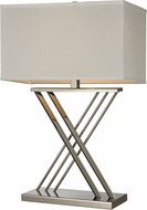 Dimond D2419 Blingen Contemporary Polished Nickel Table Lighting