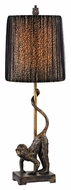 ELK Home D2477 Aston Bissau Bronze Finish 26  Tall Table Light