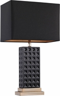 Dimond D2750-LED Contemporary Black / Gold LED Table Light