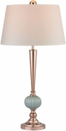 Dimond D2761 Modern Mint / Gold Table Lamp Lighting