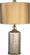 Dimond D2774-LED Contemporary Antique Gold LED Side Table Lamp