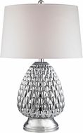 Dimond D2780 Modern Chrome Plating Side Table Lamp