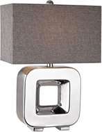 Dimond D2787 Modern Chrome Plating Side Table Lamp