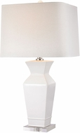 Dimond D2807 White Table Top Lamp