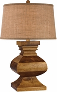 Dimond D2870-LED Contemporary Dark Russian Oak LED Lighting Table Lamp