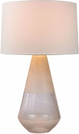 Dimond D2872-LED Contemporary Clear LED Table Lamp
