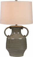 Dimond D2875-LED Contemporary Grey Glaze LED Side Table Lamp