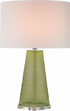 Dimond D2884 Modern Lime Green Table Lamp Dim D2884